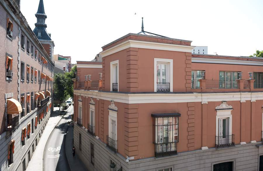 ESTUDIO PLAZA MAYOR - rental apartments Madrid City Centre ...