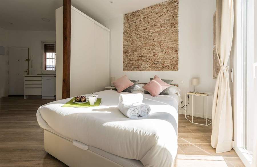 Gallery alquiler apartamento madrid centro mad4rent  21