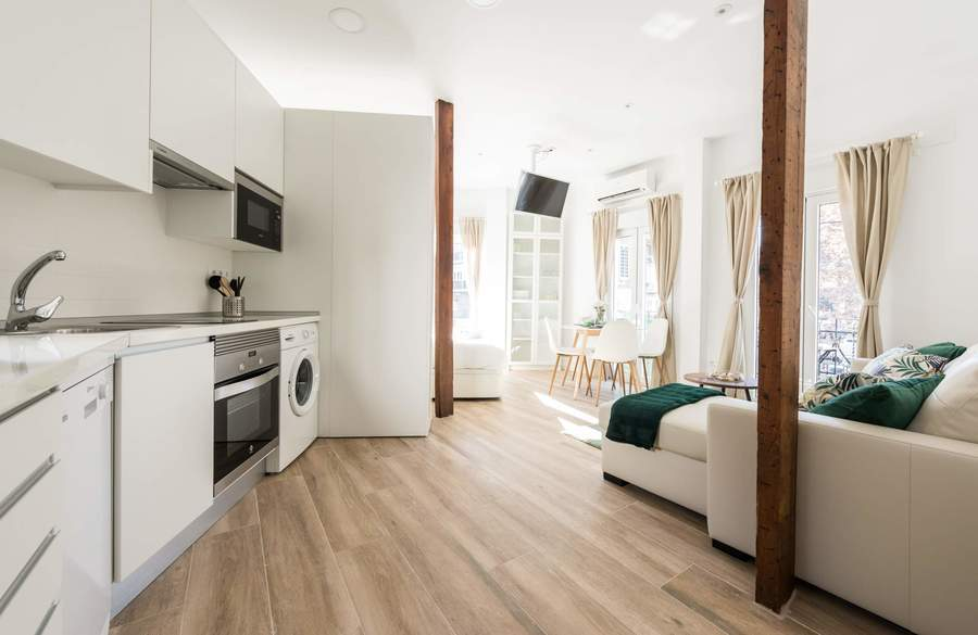 Gallery alquiler apartamento madrid centro mad4rent  36