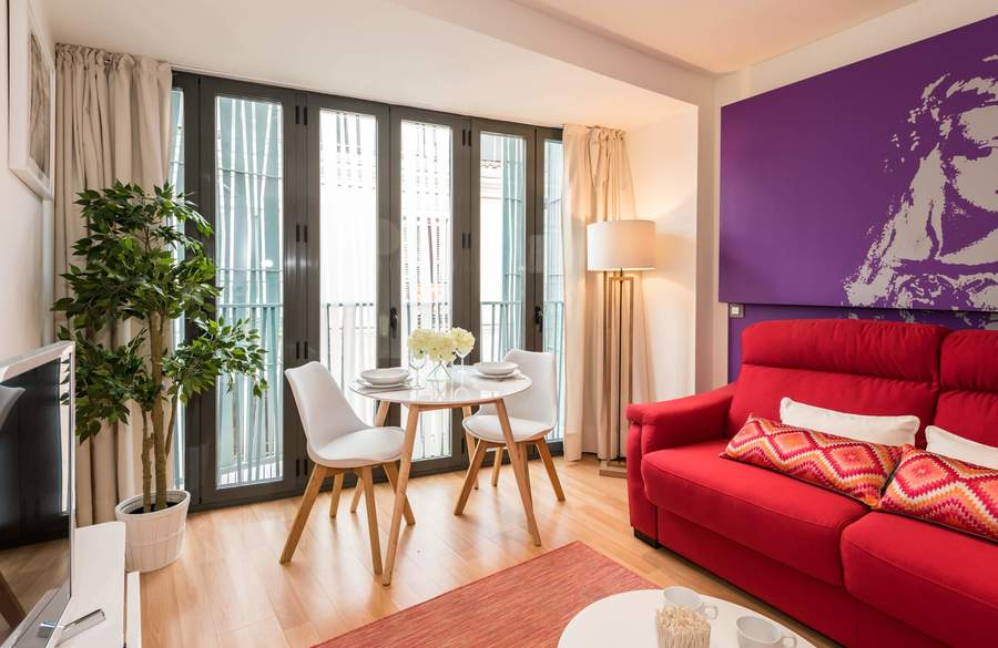 Gallery alquiler apartamento madrid centro mad4rent  7