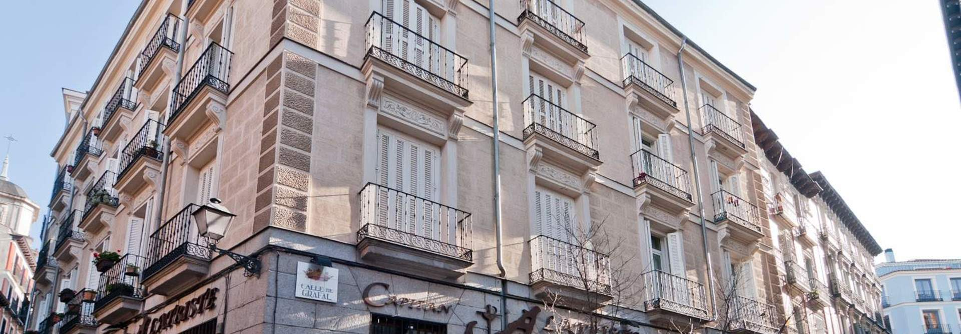 Home alquiler apartamento madrid centro mad4rent  4