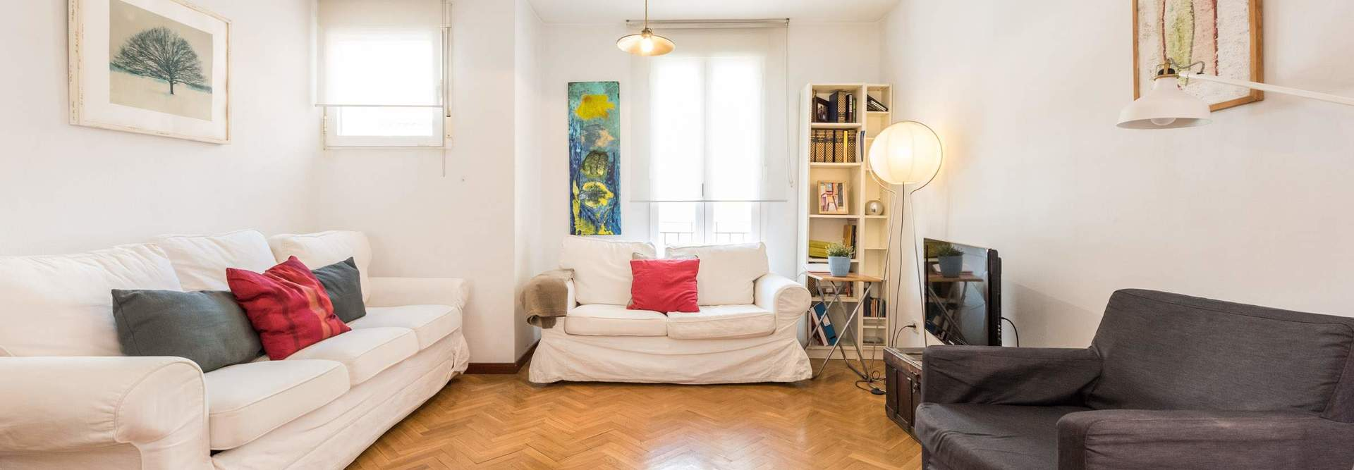 Home alquiler apartamento por d as madrid centro  15