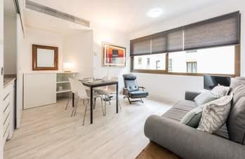 Apartments In Madrid Barrio Salamanca