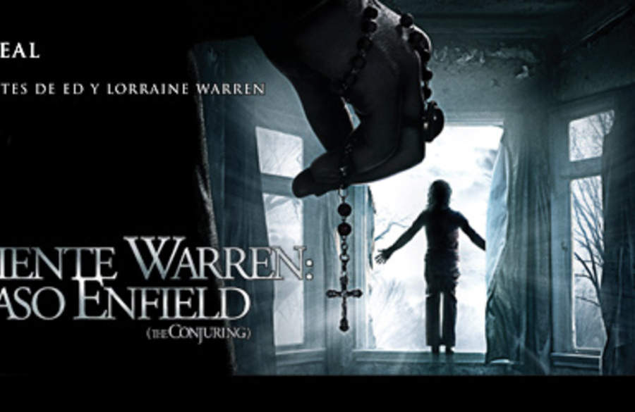 Gallery expediente warren el caso enfield